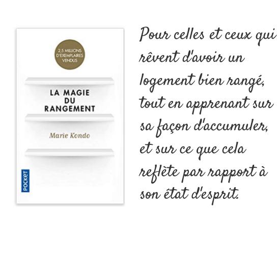 Livres 4 - La magie du rangement