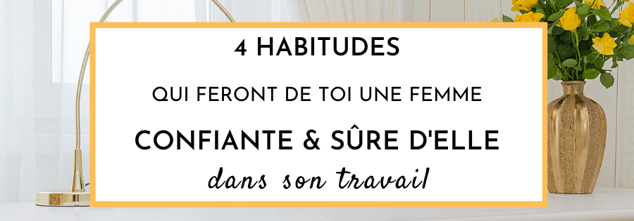 4 habitudes